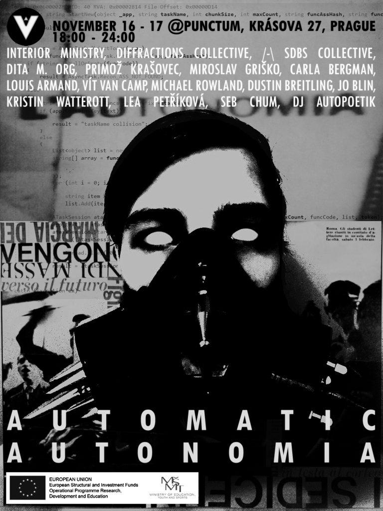 automatic autonomia poster
